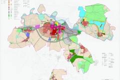 Územní plán Přelouč - Koordinační výkres (2015)