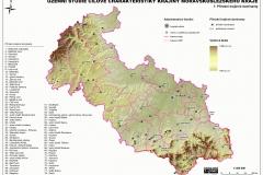 Územní studie cílové charakteristiky krajiny Moravskoslezského kraje - Přírodní krajinné dominanty (květen 2013)