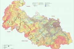 Územní studie cílové charakteristiky krajiny Moravskoslezského kraje - Vymezení krajinných hodnot (květen 2013)