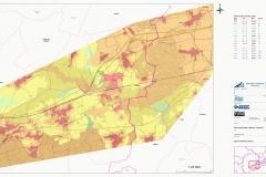 Analýza průchodností VRT územím (září 2013)